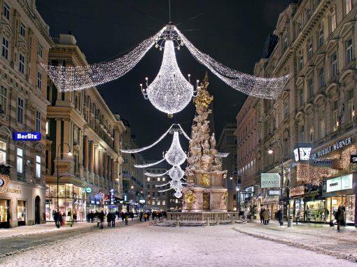 Advent in Wien und Bratislava