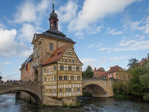 Bamberg und Würzburg
