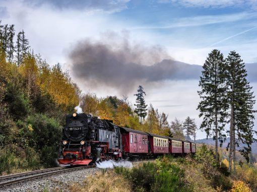 Herbstzauber zum Saisonabschluss im Harz