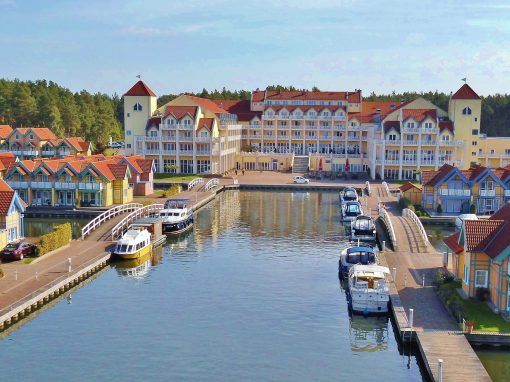 Mecklenburgische Seenplatte: Rheinsberg