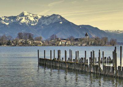 Advent im Chiemgau